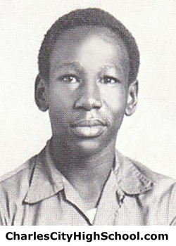 D. Wyatt Yearbook Picture