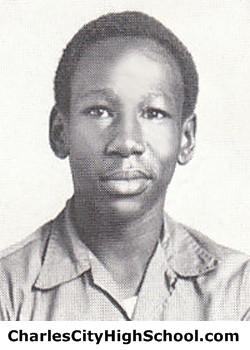 D. Wyatt Yearbook Picture
