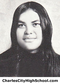 C. Wynn Yearbook Picture