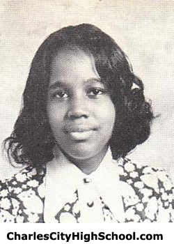 A. Allen Yearbook Picture