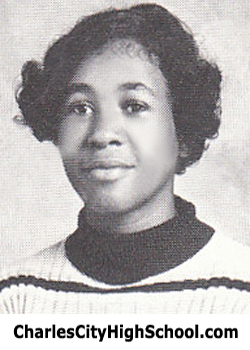 A. Wallace Yearbook Picture
