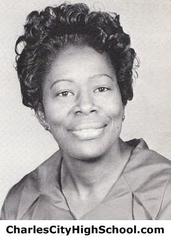 Louise Black yearbook picture