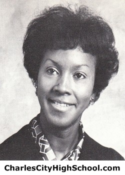 M. Brooks yearbook picture