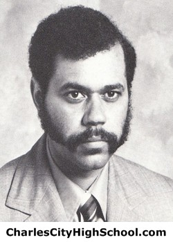 Timothy Cotman yearbook picture