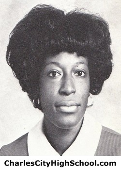 M. Dunn yearbook picture