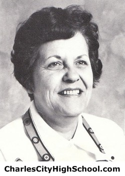 Ann Gunderson yearbook picture