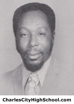 Henry Hollimon yearbook picture