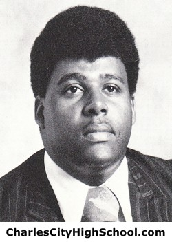 John Jessuph yearbook picture