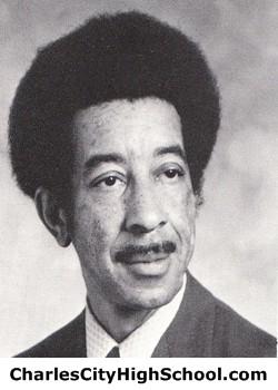 William Johnson yearbook picture