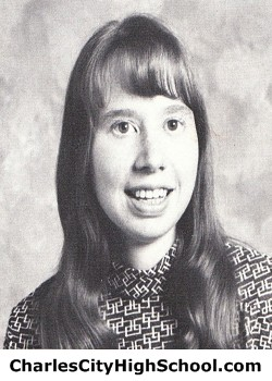 K. Martin yearbook picture