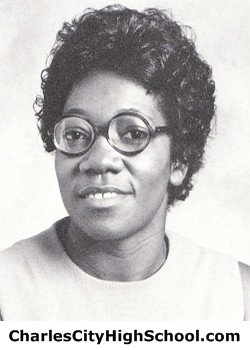 M. Musgrove yearbook picture