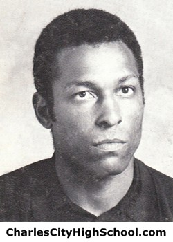 Silas Musgrove yearbook picture