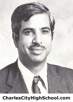 I. Niazi yearbook picture