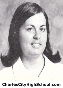 Patricia Powers yearbook picture
