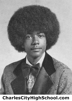 Walter Crawley yearbook picture