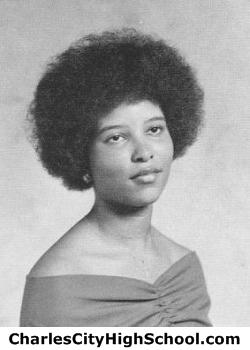 Ethel Higgs yearbook picture