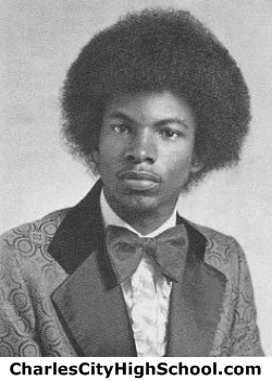 Kenneth Lomax yearbook picture