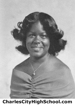 Valerie Smith yearbook picture