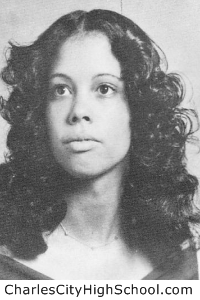 Pamela Bradby yearbook picture
