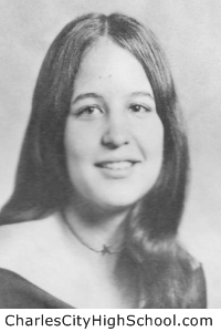 Donna Cannada yearbook picture