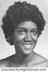 Glenda Goodwyne yearbook picture