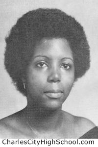 Bonita Miles yearbook picture