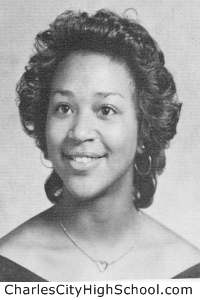 Ruby Smith yearbook picture