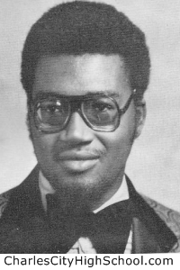 Kenneth Wallace yearbook picture