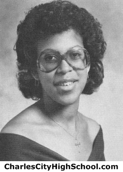 Ruth Bailey yearbook picture