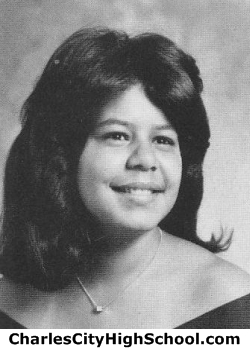 Constance Bradby yearbook picture