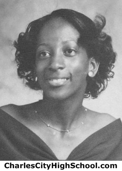 Annette Brooks yearbook picture