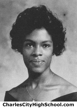 Nanette Brown yearbook picture