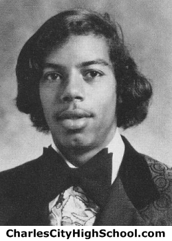 Craig Johnson yearbook picture