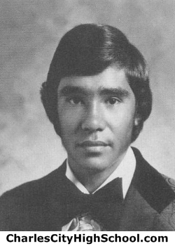 Anthony Martinez yearbook picture