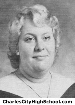 Debora Overman yearbook picture