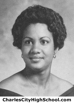 Cynthia Payne yearbook picture