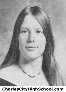 Candi Pugh yearbook picture