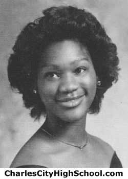 Sharon Smith yearbook picture