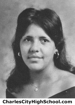 Esther Stewart yearbook picture