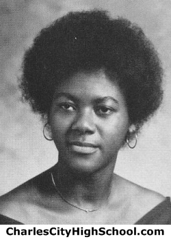 Katrina Wade yearbook picture