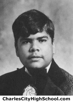 Jeffrey Wynn yearbook picture