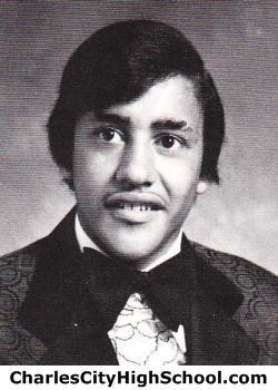 Dwayne Adkins yearbook picture