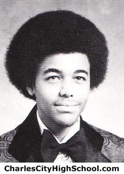 Jeffrey Allen yearbook picture