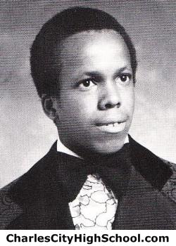 Roger Allen yearbook picture