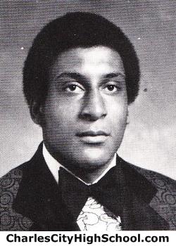 Robert Barbour yearbook picture