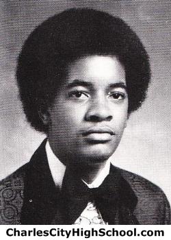 Reynard Black yearbook picture