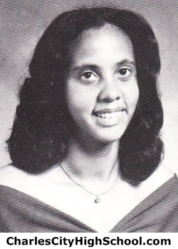 Fran Canaday yearbook picture