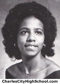 Eleanor Crewe yearbook picture