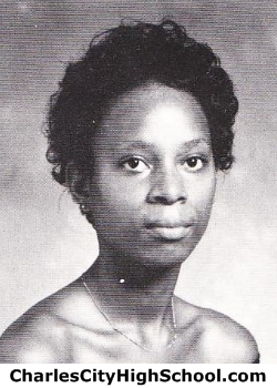 Dolors Greene yearbook picture