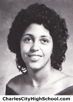 Lolita Johnson yearbook picture